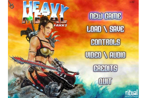 Heavy Metal FAKK 2 - PC Review and Full Download | Old PC ...
