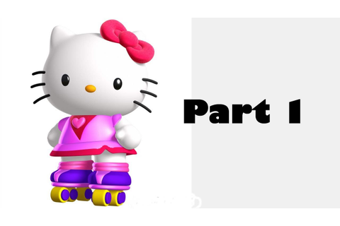Lets Play Hello Kitty Roller Rescue Part 1 - YouTube