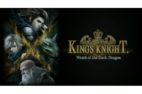 King's Knight Is a New Mobile Game Joining the Final ...