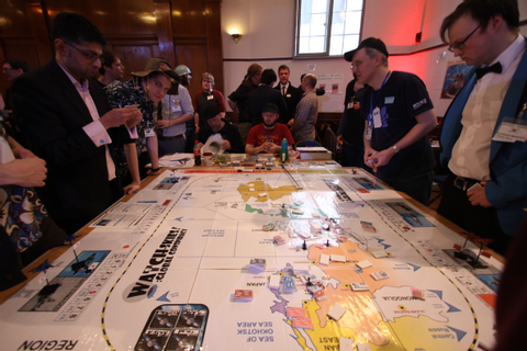 Megagame - Watch the Skies 2: Global Conspiracy - Hot Blood & Cold ...