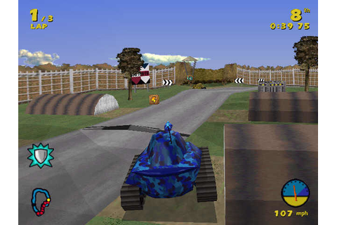 Download Tank Racer (Windows) - My Abandonware