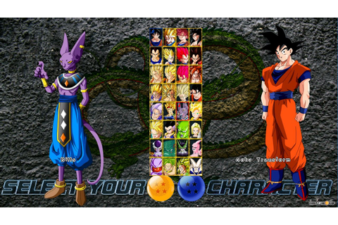 Dragon Ball Z New Final Bout - Download - DBZGames.org