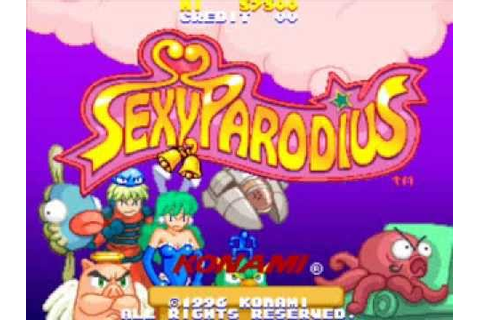 Sexy Parodius Original Game Soundtrack - Help Me! - YouTube