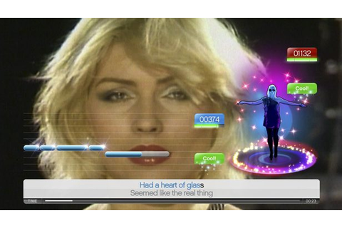 SingStar Dance (2010) PS3 game