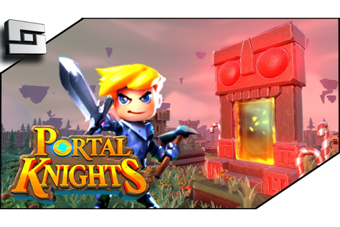 Portal Knights - BEAUTIFUL SANDBOX ADVENTURE! Portal ...