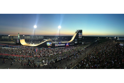 Big Air Ramp, X-Games 2014 Austin, TX (x-post pics) : Austin