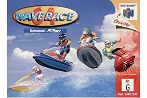Amazon.com: Wave Race 64: Video Games