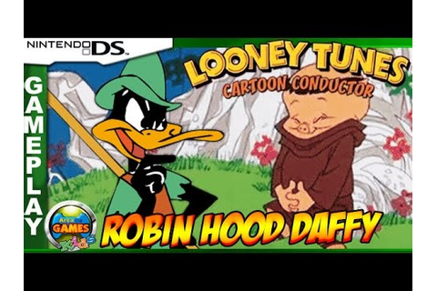 Looney Tunes:Cartoon Conductor - Robin Hood Daffy - YouTube
