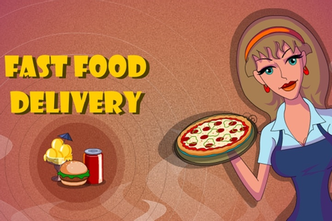 Fast Food Delivery Game - Restaurant games - Games Loon