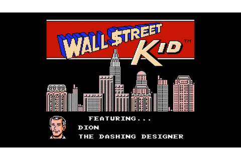 Wall Street Kid (NES) Speedrun in 23:56 - YouTube