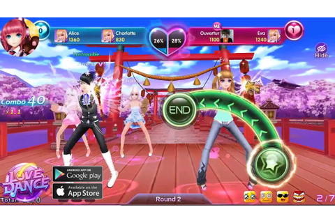 Love Dance - 3D Mobile Dancing Game for Android and IOS ...