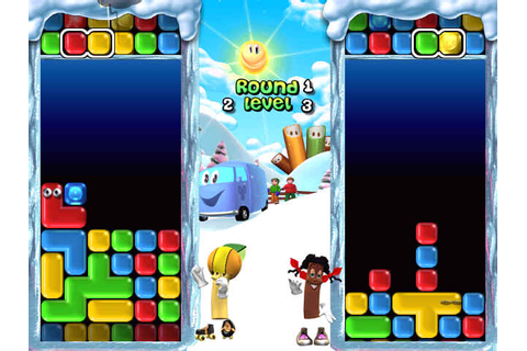 GameOver - Drop Mania (c) Detonium Interactive