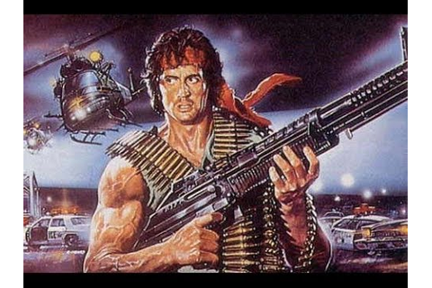 Rambo: The Video Game Gameplay (XBOX 360 HD) - YouTube