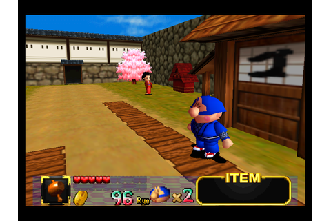 Mystical Ninja Starring Goemon Download Game | GameFabrique