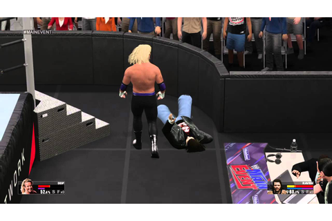 WWE 2K15: WCW Main Event - Raven vs DDP - YouTube