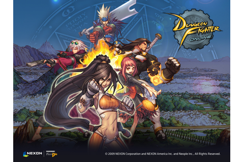 Dungeon Fighter Online Review and Download