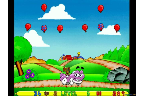 Putt-Putt and Pep's Balloon-o-Rama download PC