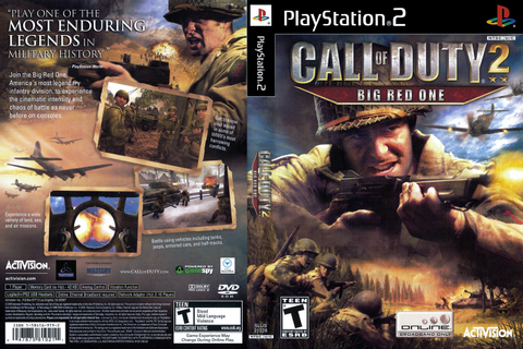 KML GAMES: Call Of Duty 2: Big Red One