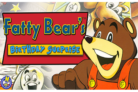 Fatty Bear's Birthday Surprise | macgamestore.com