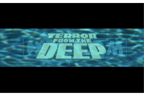 GAMES:X-COM: Terror from the Deep - DOSBoxWiki