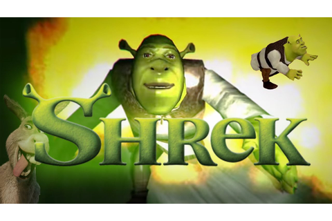shrek games - YouTube