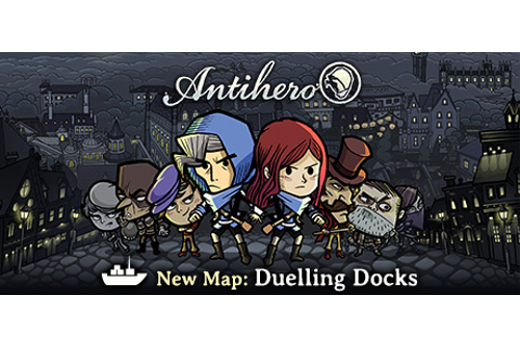 Antihero on Steam