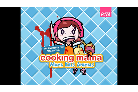 (TWISTED) COOKING MAMA GAME - YouTube