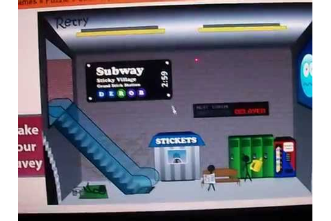 Causality 3 Walkthrough (Level 1: the subway station ...