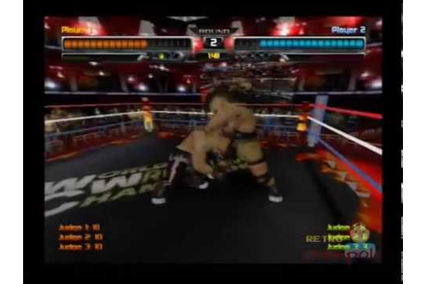 World Wrestling Championship - 2 Player Gameplay ( Phoenix ...