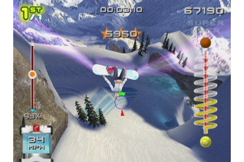 SSX 3: Awesome snowboarding game for PS2. After hours of ...