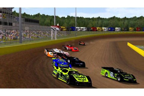 Dirt Track Racing on Qwant Games