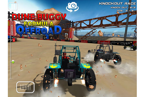 App Shopper: DUNE BUGGY OFFROAD - 3D Monster Truck Racing ...