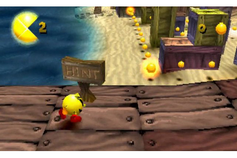 Pac-Man World - PS1 trucchi e codici