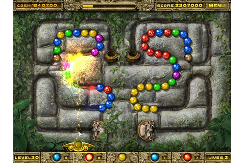 Inca Ball > iPad, iPhone, Android, Mac & PC Game | Big Fish