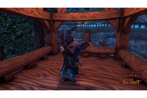 The Lost Legends of Redwall The Scout-HOODLUM « GamesTorrent