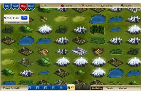 Kingdoms of Camelot - Online Games List
