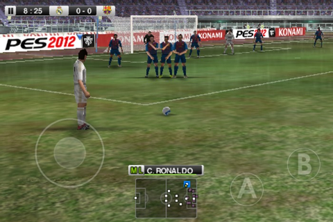 Download PES 2012 v1.0.5 Data APK File + OBB File - Andro CP