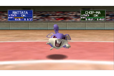 Pokemon Stadium 1 (Gameplay) - YouTube