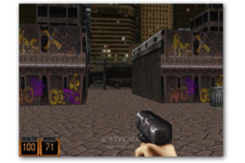 Duke Nukem 3D Reloaded Game Free Download