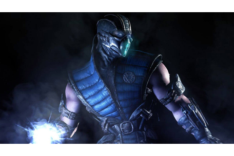Mortal Kombat: Every Sub-Zero Fatality Ever - YouTube
