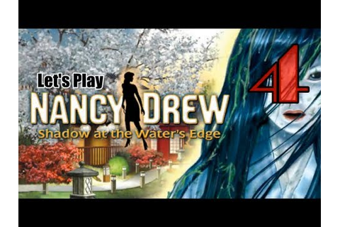 Nancy Drew Shadow at the Waters Edge Walkthrough ...