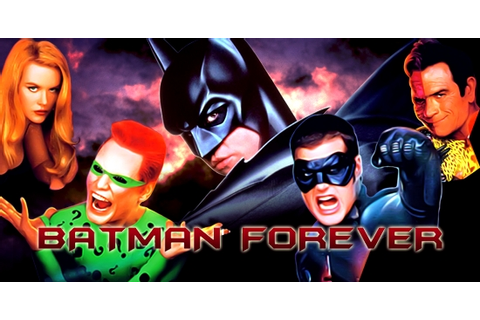 Batman Forever Download Game | GameFabrique