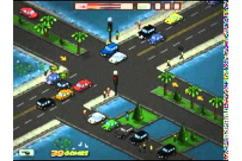 Traffic Command 2 game play on BemGame.com - YouTube