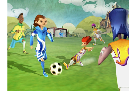 Amazon.com: Academy Of Champions Soccer - Nintendo Wii ...