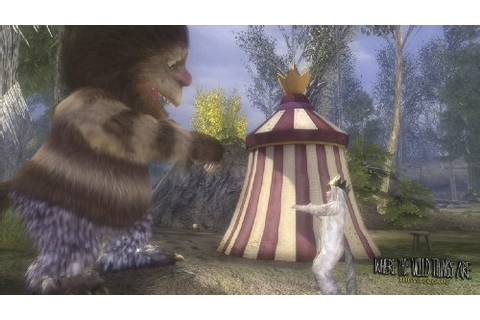 Where the Wild Things Are: The Videogame - Xbox 360 - Buy ...