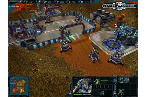 Space Rangers 2: Rise of the Dominators full game