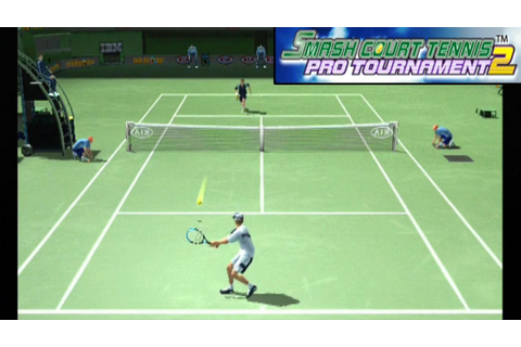 Smash Court Tennis Pro Tournament 2 ... (PS2) - YouTube