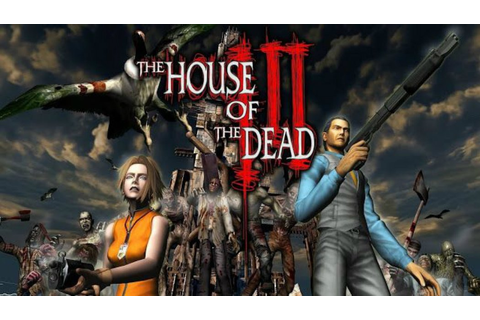 Sega's House Of The Dead Games Are Getting New Remakes