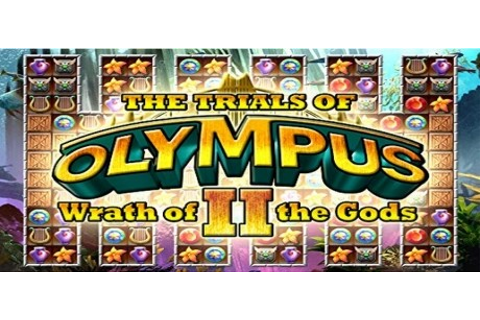 The Trials of Olympus II: Wrath of the Gods on Steam
