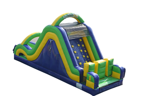 Radical 2 & Radical Slide - Jumping Castle Hire in Adelaide